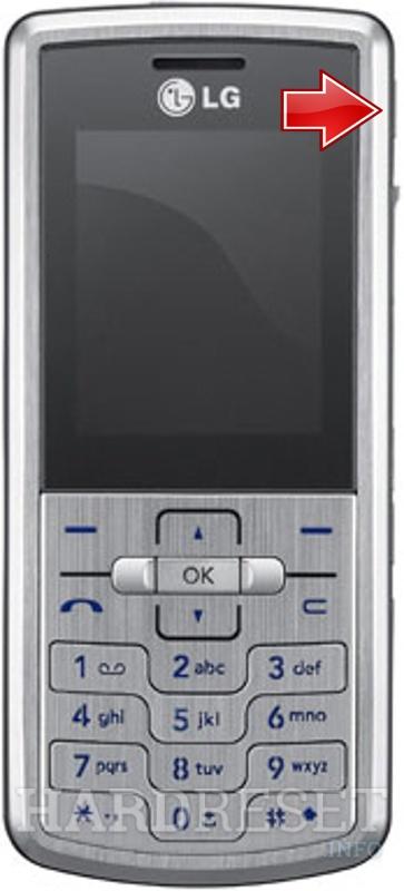 LG KE770 Shine - How to Soft Reset my phone - HardReset info