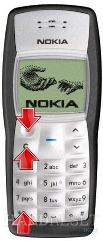 Factory Reset Nokia 1101 How To Hardreset Info