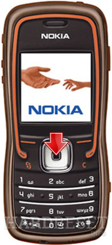 Factory Reset NOKIA 5500 Sport Music Edition