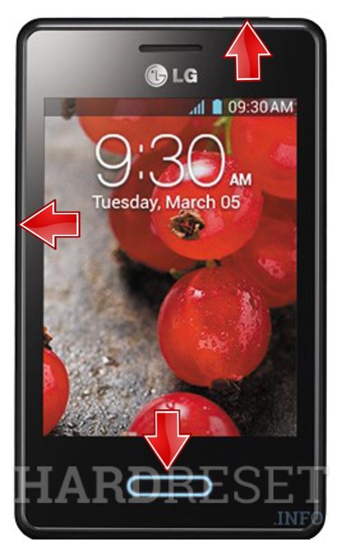 Repor LG Optimus L3 II E430