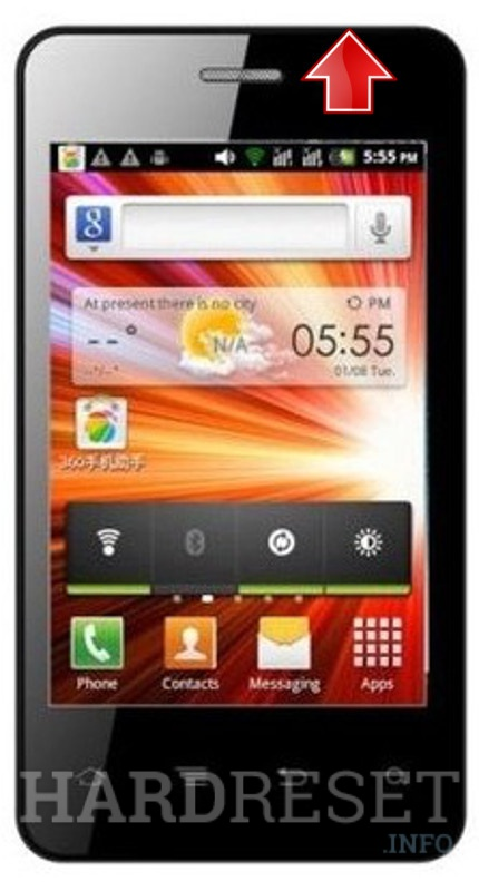 Remove Screen Lock on KARBONN A4