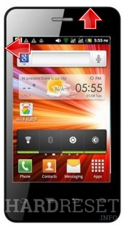 Permanently delete data from KARBONN A4