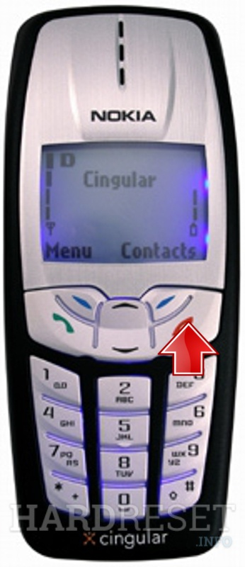 Wipe data on NOKIA 2260