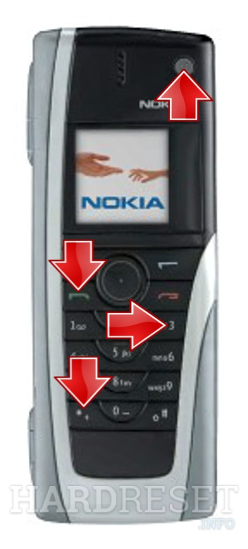 Permanently delete data from NOKIA 9500