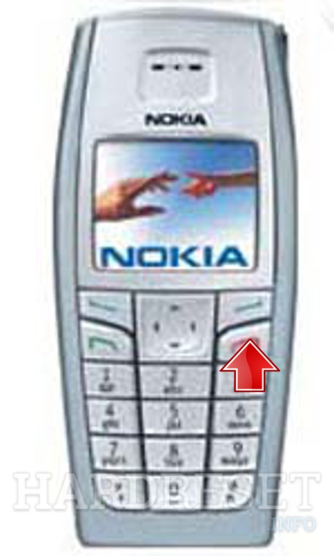 Remove Screen Lock on NOKIA 6015i