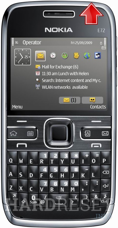how to hard reset my phone nokia e72 hardreset info rh hardreset info
