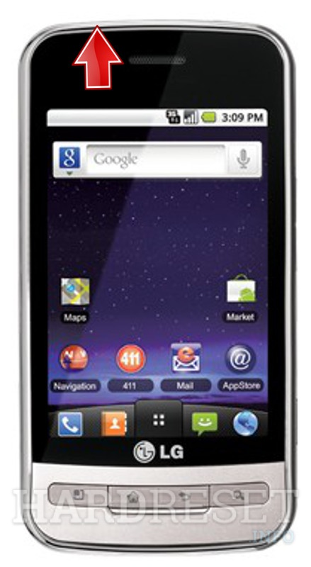 Hard Reset LG MS690 Optimus M