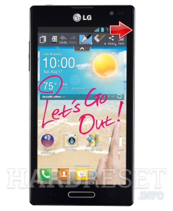 como rastrear un celular lg l9