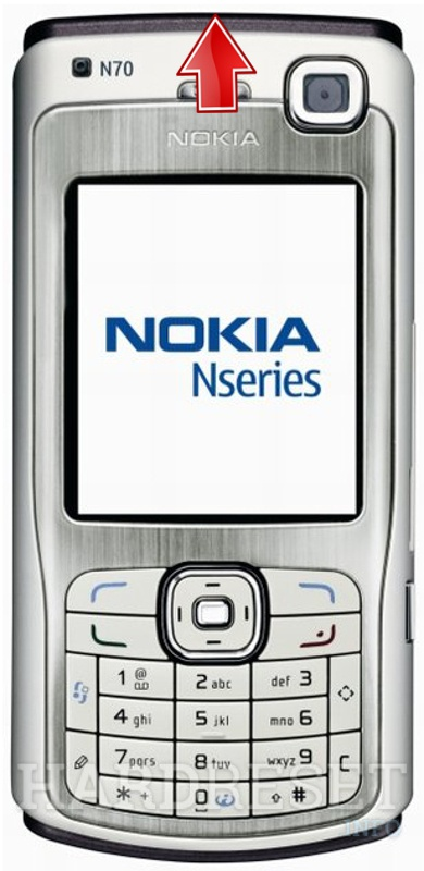 Hard Reset NOKIA N70 Game Edition