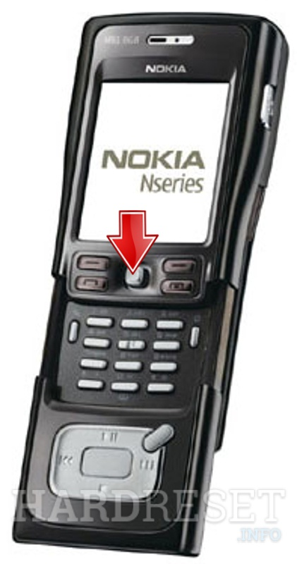 Factory Reset NOKIA N91 Music Edition