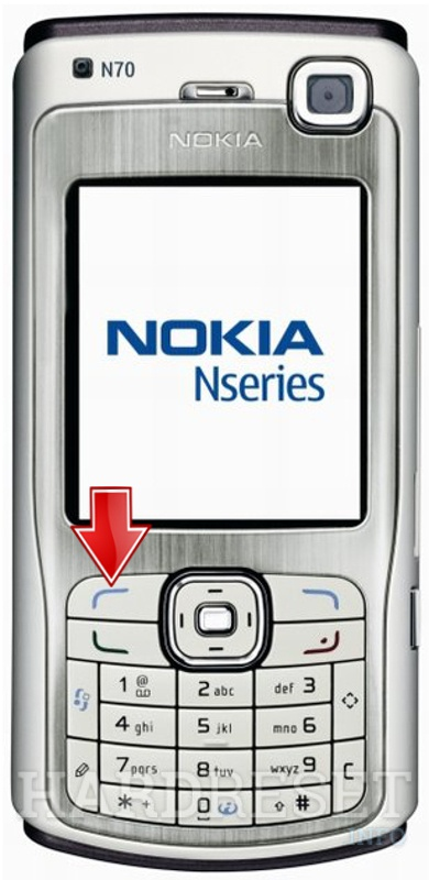 Factory Reset NOKIA N70 Game Edition