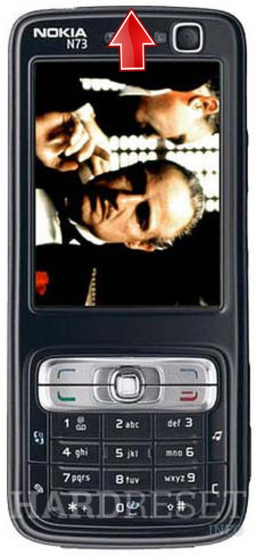 Hard Reset NOKIA N73 Godfather Edition