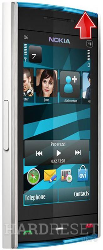 how to hard reset my phone nokia x6 8gb hardreset info rh hardreset info App Nokia X6 Full Specification Nokia X6