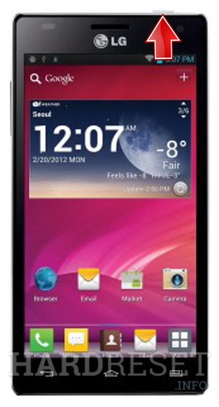 How to Hard Reset my phone - LG P880 Optimus 4X HD ...