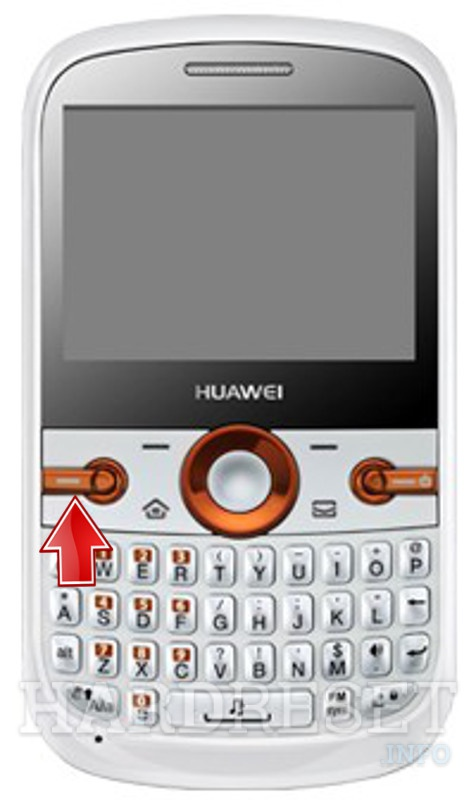 Remove screen password on HUAWEI G6620