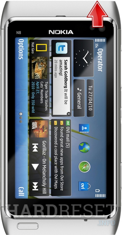 How To Soft Reset My Phone Nokia N8 Hardreset Info