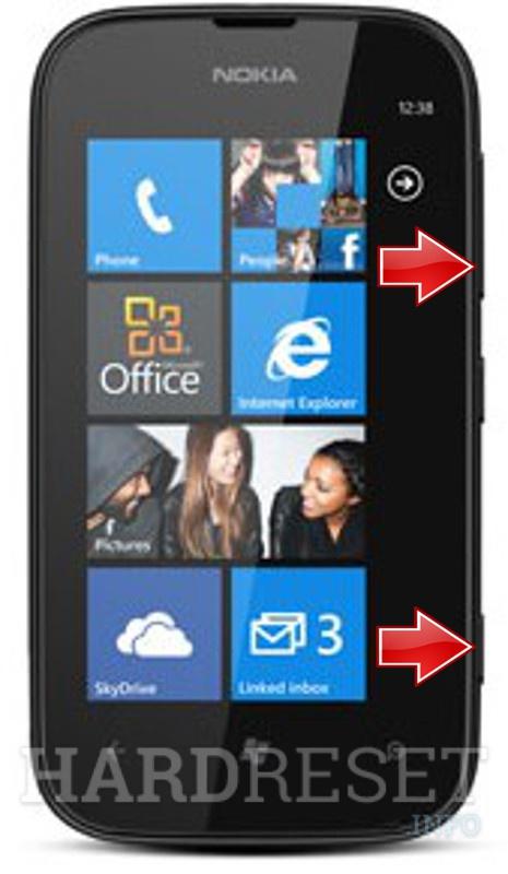 NOKIA Lumia 510 - How to Hard Reset my phone - HardReset.info