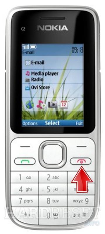 how to hard reset my phone nokia c2 01 hardreset info rh hardreset info