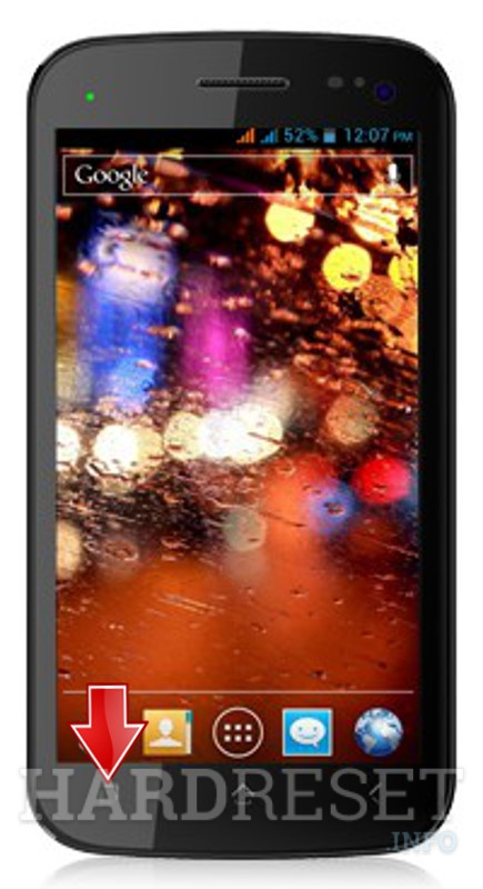 Wipe data MICROMAX A110 Canvas 2