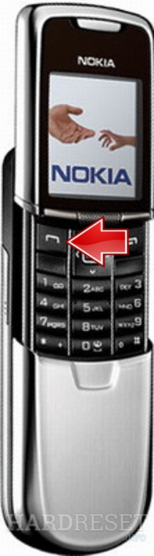 Permanently delete data from NOKIA 8800