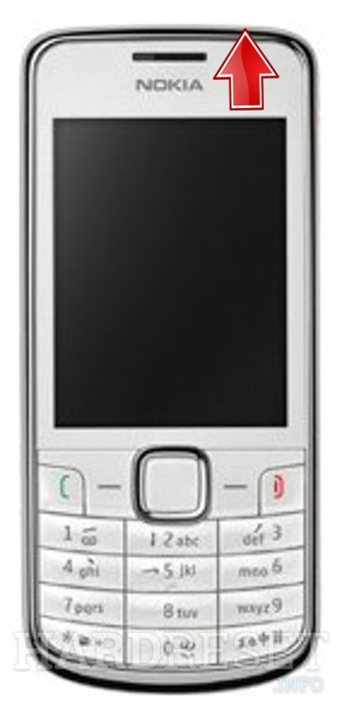 Remove Screen Lock on NOKIA 3208c