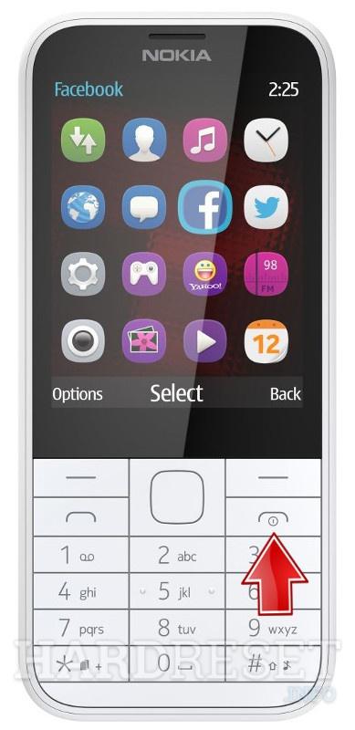 Hard Reset NOKIA 225 Dual SIM - HardReset info