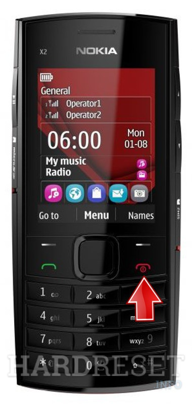 how to hard reset my phone nokia x2 02 hardreset info rh hardreset info Nokia X2-00 Themes Nokia X2- 02