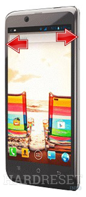 HardReset MICROMAX A113 Canvas Ego