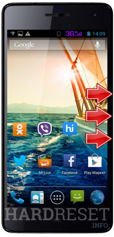 HardReset MICROMAX A350 Canvas Knight