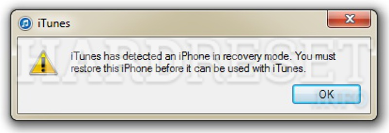Remove screen password on APPLE iPhone 3G