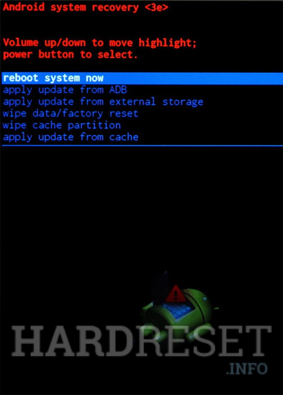 Hard Reset SAMSUNG I8262 Galaxy Core