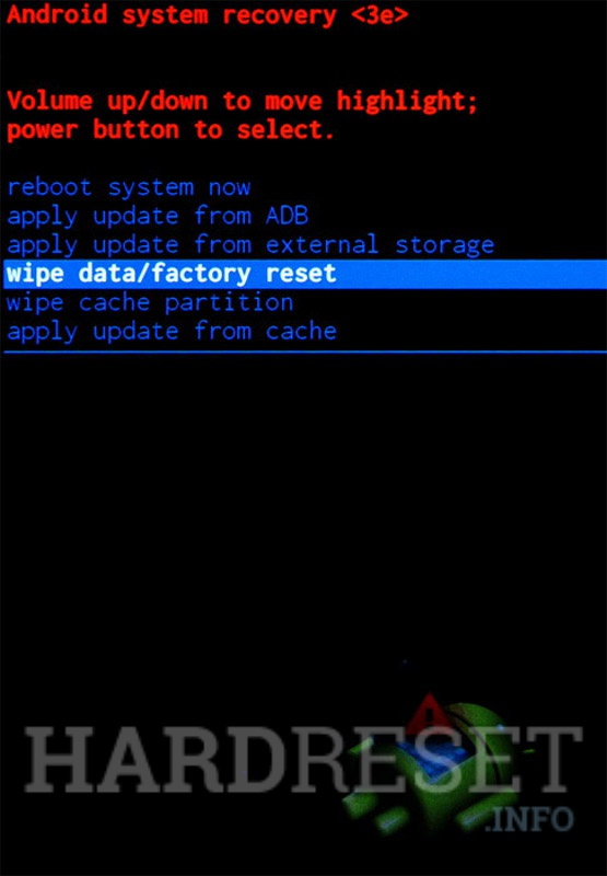 Factory Reset SAMSUNG S5301 Galaxy Pocket Plus
