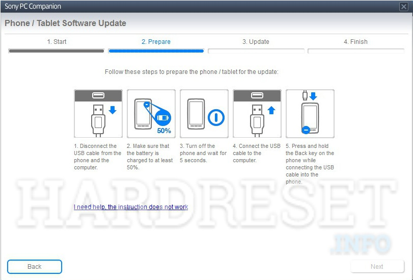Hard Reset SONY Xperia Ion Aoba LT28