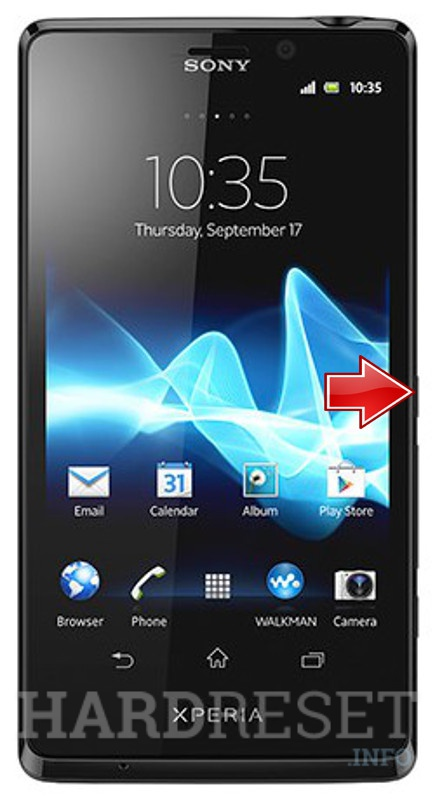 how to hard reset my phone sony xperia t lt30p hardreset info rh hardreset info sony xperia t lt30p manual Sony Ericsson Xperia