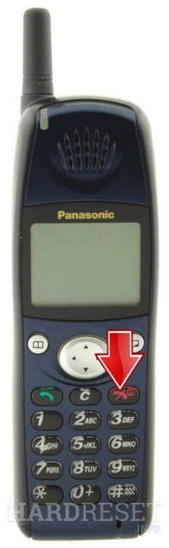 Permanently delete data from PANASONIC GD50
