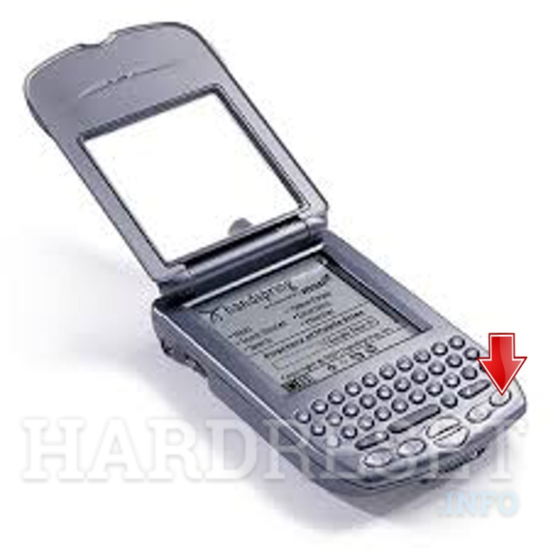 Hard Reset PALM Treo 180