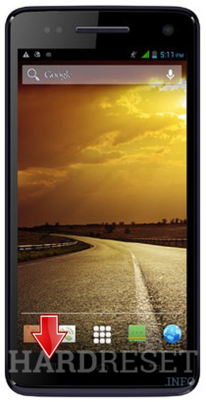 Wipe data on MICROMAX A120 Canvas 2 Colours