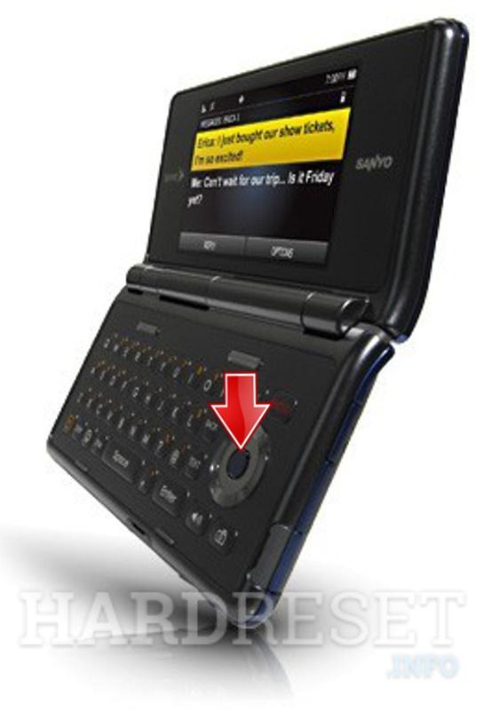 how to hard reset my phone sanyo innuendo hardreset info rh hardreset info Boost Mobile Max Phone Boost Mobile BlackBerry Style Phone