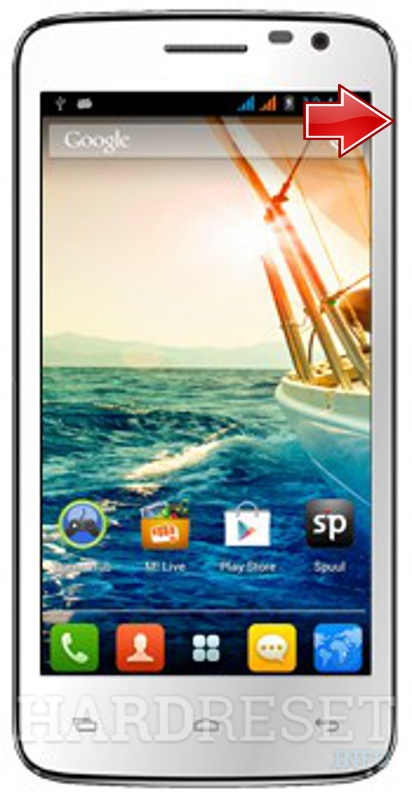 Hard Reset MICROMAX A77 Canvas Juice