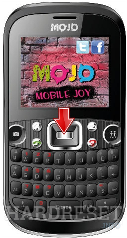 Factory Reset MOJO Chat