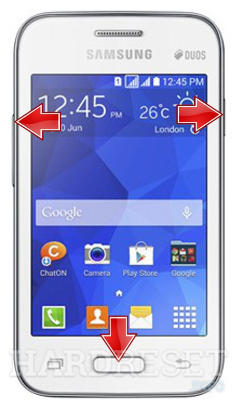 Hard Reset SAMSUNG G130 Galaxy Young 2 - HardReset info