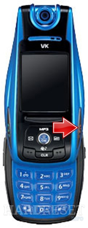 Hard Reset VK Mobile VK4100
