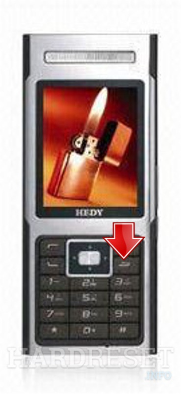 Hard Reset HEDY H717