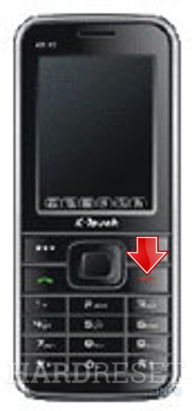 Hard Reset K-TOUCH A5112