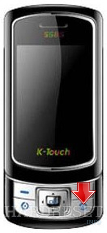Hard Reset K-TOUCH S985