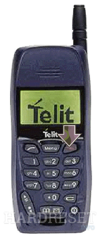 Hard Reset TELIT GM810es