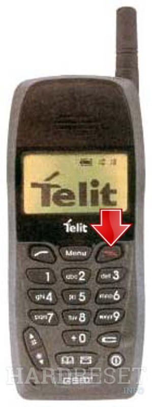 Hard Reset TELIT GM710