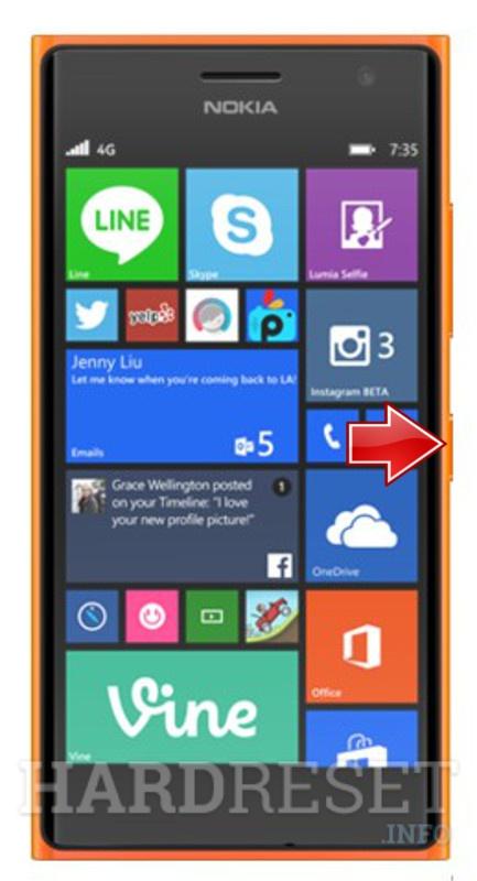 windows phone hard reset nokia