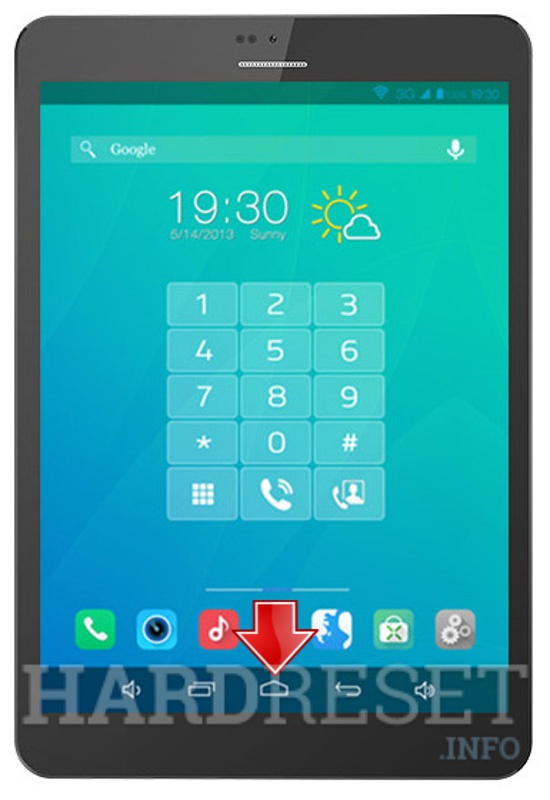 Factory Reset XTOUCH PF83 PhoneTab
