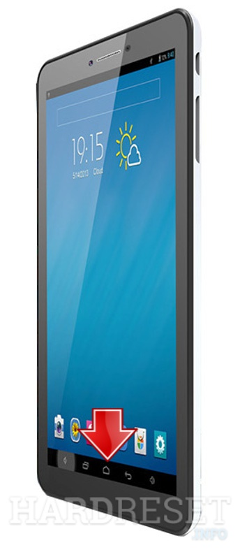 Factory Reset XTOUCH PL72 PhoneTab